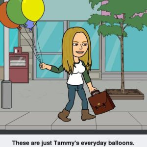 Tammy Balloon Place Richmond